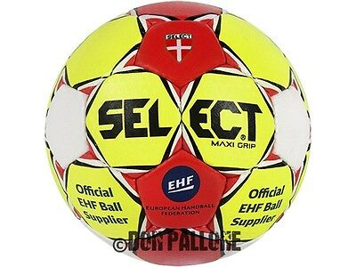Select Maxi Grip Handball mit Klebeeffekt Teamsport Sport Training Gr.0 - 3