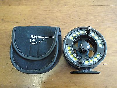 BFR Modula fly reel with intermediate AFTM 7/8 fly line