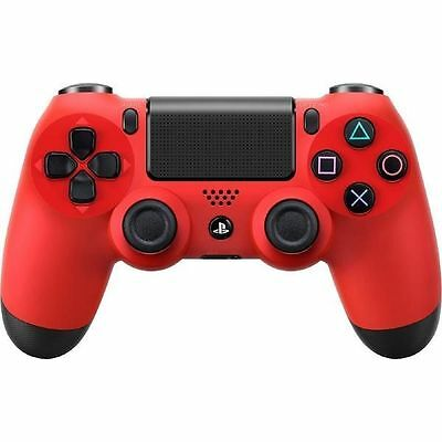 Sony Dualshock 4 Wireless Controller rot für PS4