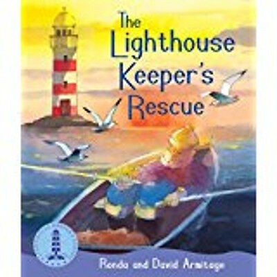 The Lighthouse Keeper's Rescue, New, Ronda Armitage Book