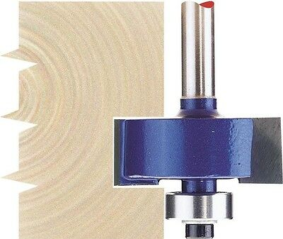 "Draper 75344 1/4"" Rebate 32 x 12mm Tct Router Bit"