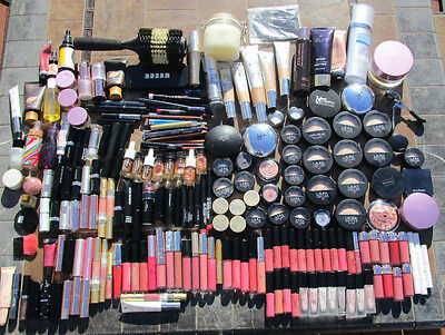Mixed Lot Of 220 Assorted Cosmetics Please Read Details