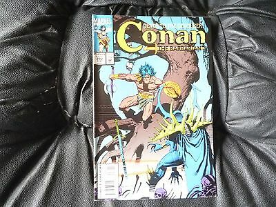 Conan the  Barbarian #  272 in nice condition  but for slight damp problem