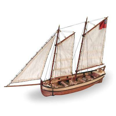 NEW Latina 1/50 Endeavour s Longboat 19015