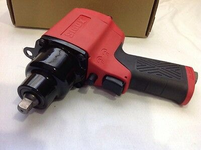 """SIOUX IW38HAP-3P 3/8"""" Drive 250 ft/lb Pistol Grip Air Impact Wrench - NEW IN BOX"""