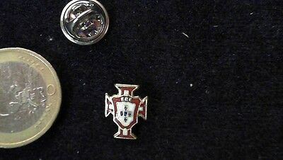 Fussball Logo Emblem Pin Badge FPF Portugal Verband Europameister