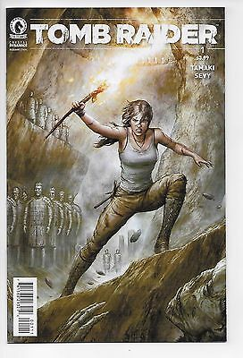 Tomb Raider #1 - Tamaki / Sevy (Dark Horse, 2016) - New/Unread (VF/NM+)