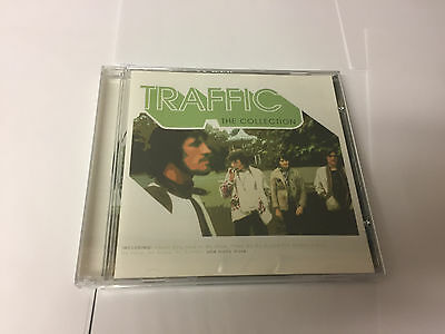 Traffic The Collection CD MINT 17 TRK 731454455824