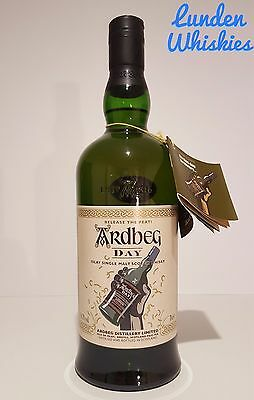 Ardbeg Day Rare Committee Release Cask Strength Single Malt Scotch Whisky