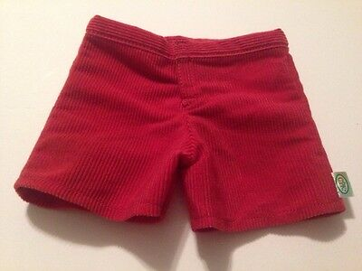 CABBAGE PATCH KIDS Boy DOLL CLOTHING CPK Shorts Pants Clothes  PA