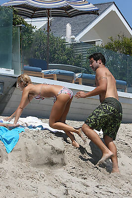 Jessica Alba 8X10 Celebrity Photo Picture Hot Sexy Bikini Candid 54