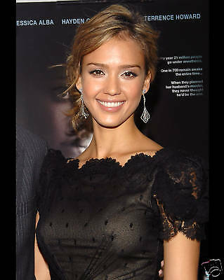 Jessica Alba 8X10 Photo Picture Hot Sexy Candid 244