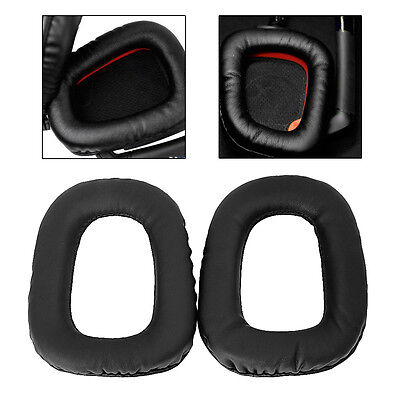 Durable Replacement Ear Pads Cushion for Logitech G930 G35 G430 F450 Headphones