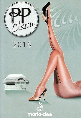 PRETTY POLLY Nylons Strümpfe Stockings Pantyhose Prospekt Katalog 2015 +++++++++
