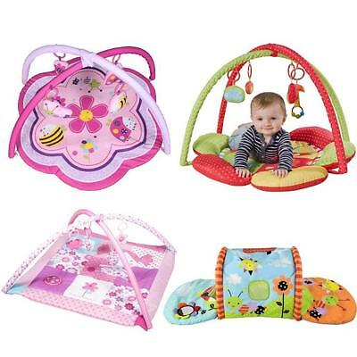 Red Kite Baby Playgym Mat Padded Play Toys Detachable Arch Boys Girls Gym