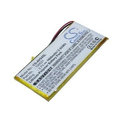 Replacement Battery For ARCHOS 43 Vision, 43 Vision EU, 43 Vision US