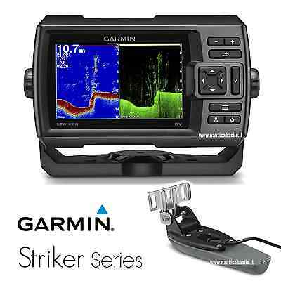 GARMIN Eco/GPS STRIKER 5dv con trasduttore GT20-TM CHIRP DownVü - 010-01552-01