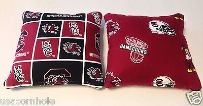 Excellent South Carolina Gamecocks Usc Bean Bag Toss Game Cornhole Gamerscity Chair Design For Home Gamerscityorg