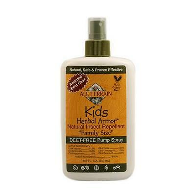 ALL TERRAIN - Kids Herbal Armor Insect Repellent Spray-Value Size - 8 oz