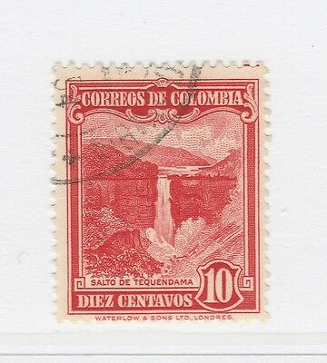 A2P58 COLOMBIA 1948 10c USED