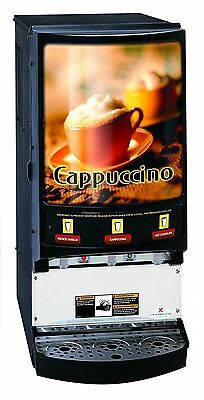 Grindmaster-Cecilware PIC3 3 Selection Commercial Cappuccino Machine