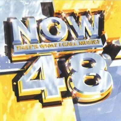 Various Artists : Now Thats What I Call Music! Volume 48 CD Fast and FREE P & P