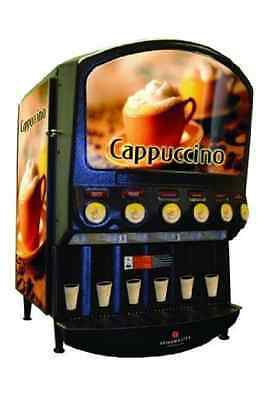 Grindmaster-Cecilware PIC6 Commercial Cappuccino Machine &Wrty Cert WE WILL SHIP