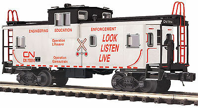 MTH 20-91561 O Canadian National Extended Vision Caboose