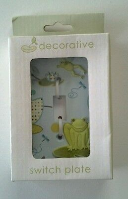 New!! Decorative hopper switchplate by:beansprout