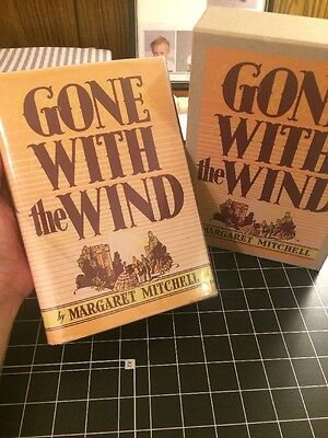 Gone With The Wind By Margaret Mitchell First Edition Library Facsimile
