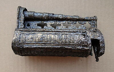 Rare Viking Big Padlock 9-10 AD