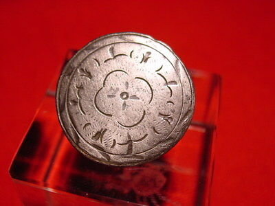 MEDIEVAL - BUTTON - 17-18 th century ! NICE !