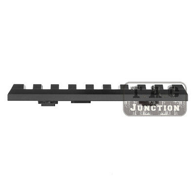 M-LOK 9 Slot Picatinny/Weaver Rail Segment Handguard Section Aluminum 4.1 inch