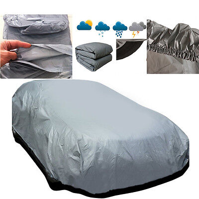 Large Size Full Car Cover UV Protection Waterproof Outdoor Indoor Breathable UK