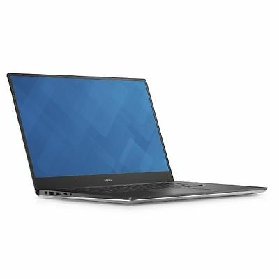 DELL XPS 15 9550-5187 Notebook i7-6700HQ SSHD Ultra HD Touch Windows 10 Pro