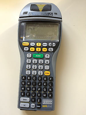 Psion Workabout MX RS232 2 MB di Ram  + Scanner