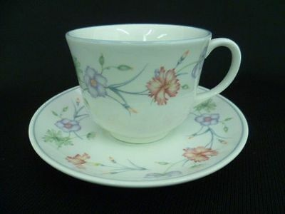 Boots Carnation Tea Cups And Saucers