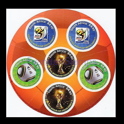 South Africa 2010 Football World Cup - South Africa.. MNH
