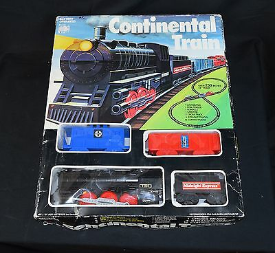 Vintage Kamco Continental Train Set No. 797  (never used)