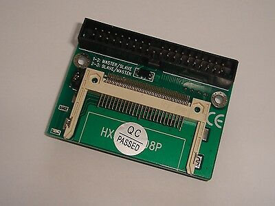 CF Compact Flash to 3.5 40pin PC IDE Bootable Adapter Converter Card