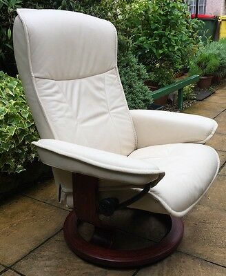 Ekorness Stressless Modern  Large Armchair Delivery Available