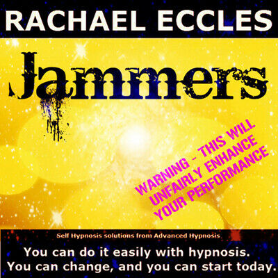 Self Hypnosis: Better Roller Derby (Jammers) Hypnotherapy CD, Rachael Eccles