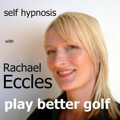 Self Hypnosis: Play Better Golf (Left Handed) Hypnotherapy CD, Rachael Eccles