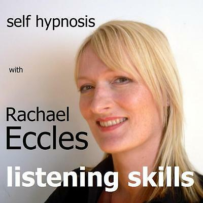 Listening Skills: Better Listening, Better Communication ADHD Hypnotherapy MP3