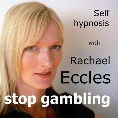 Self Hypnosis:Stop Compulsive Gambling Hypnotherapy CD, Rachael Eccles