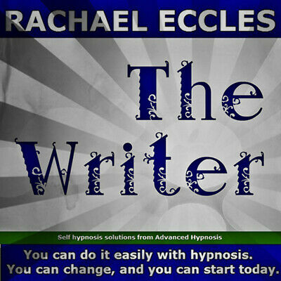 Creative thinking aid for writers: The Writer Self Hypnosis CD, Rachael Eccles