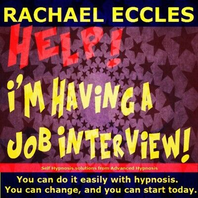 Help! Im Having a Job Interview, Interview Confidence Hypnosis CD