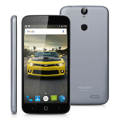 "5,0"" Vernee Thor Octa Core 4G Smartphone Dual SIM 13MP Android Cellulare 3GB RAM"