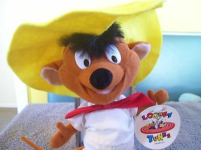 NWT Speedy Gonzalez Plush 12""
