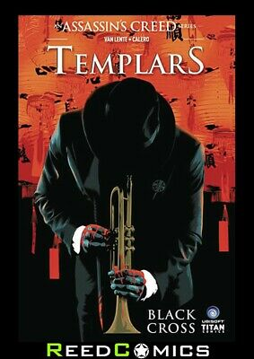 ASSASSINS CREED TEMPLARS VOLUME 1 BLACK CROSS GRAPHIC NOVEL New Paperback